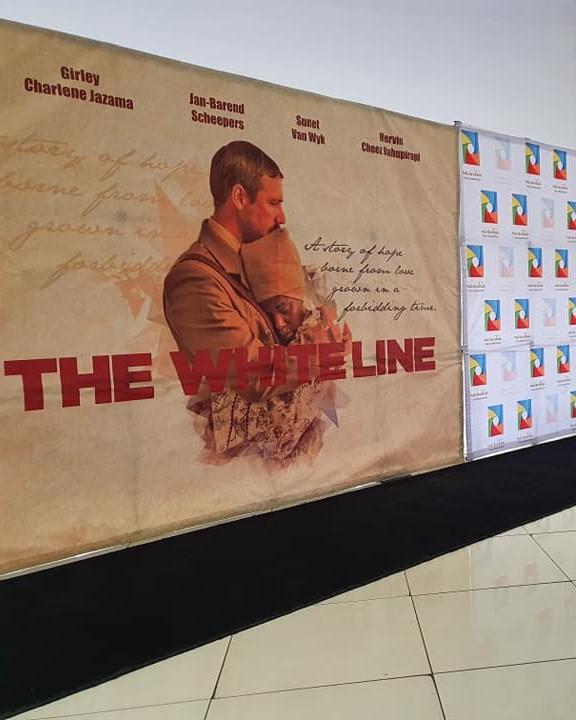 Whiteline Film and NFC